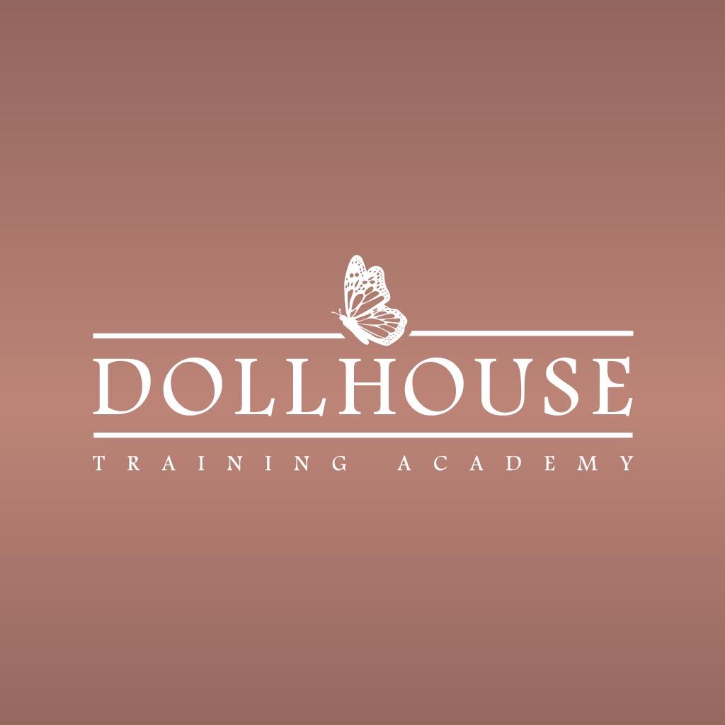 Dollhouse Academy Logo